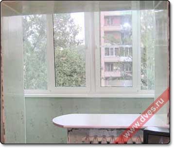 Продление комнаты за счет лоджии или балкона.