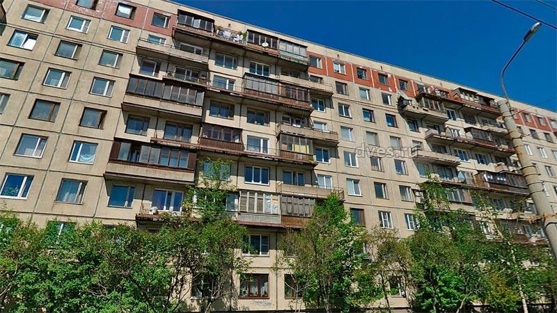 Остеклить балкон серии дома 1 510.