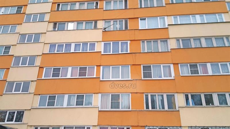 """Остекление балконов и лоджий в """"кораблях""""."""